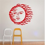 Fun Sun Wall Decal