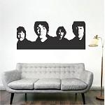 Musician Wall Decor Decals