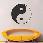 Yin Yang Decal Sticker
