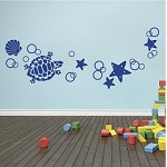 Turtle Kit Wall Decal Stickers
