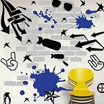 Teenage Boys Wall Decals