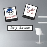Polaroid Dry Erase Wall Decals